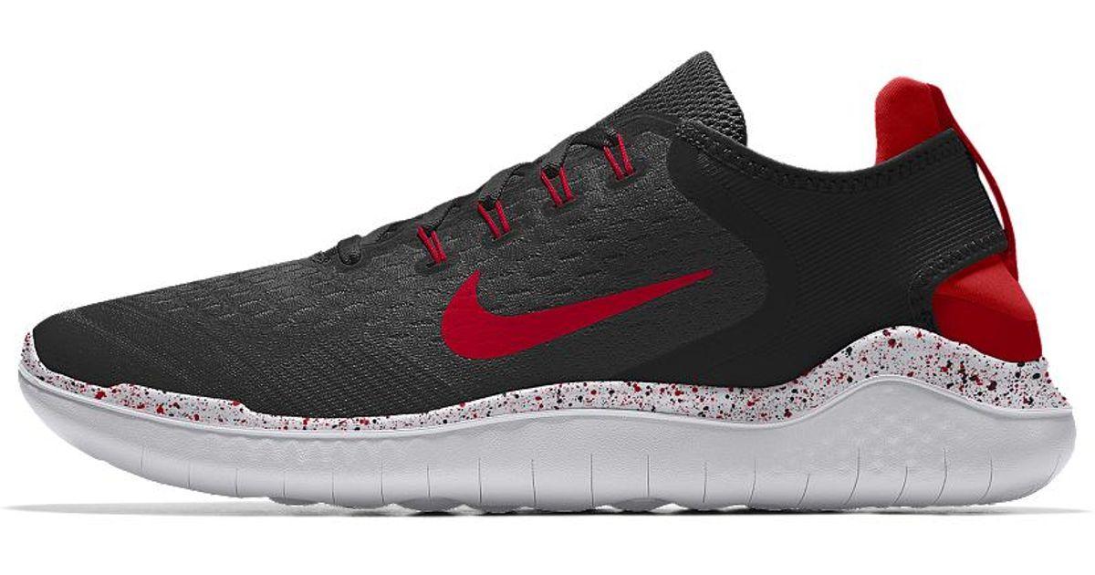 Nike Free Rn 2018 Id Men's Running Shoe