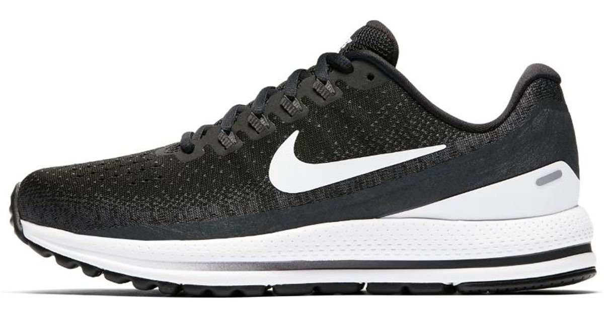 best website 5e3b6 3a9a1 Nike Air Zoom Vomero 13 Running Shoe in Black - Lyst