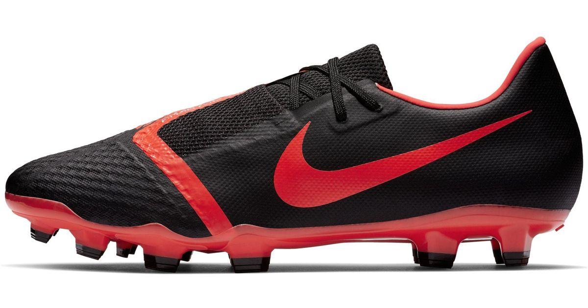 Nike Phantomvnm Academy Fg Firm-ground Football Boot in Black - Lyst 96804a911
