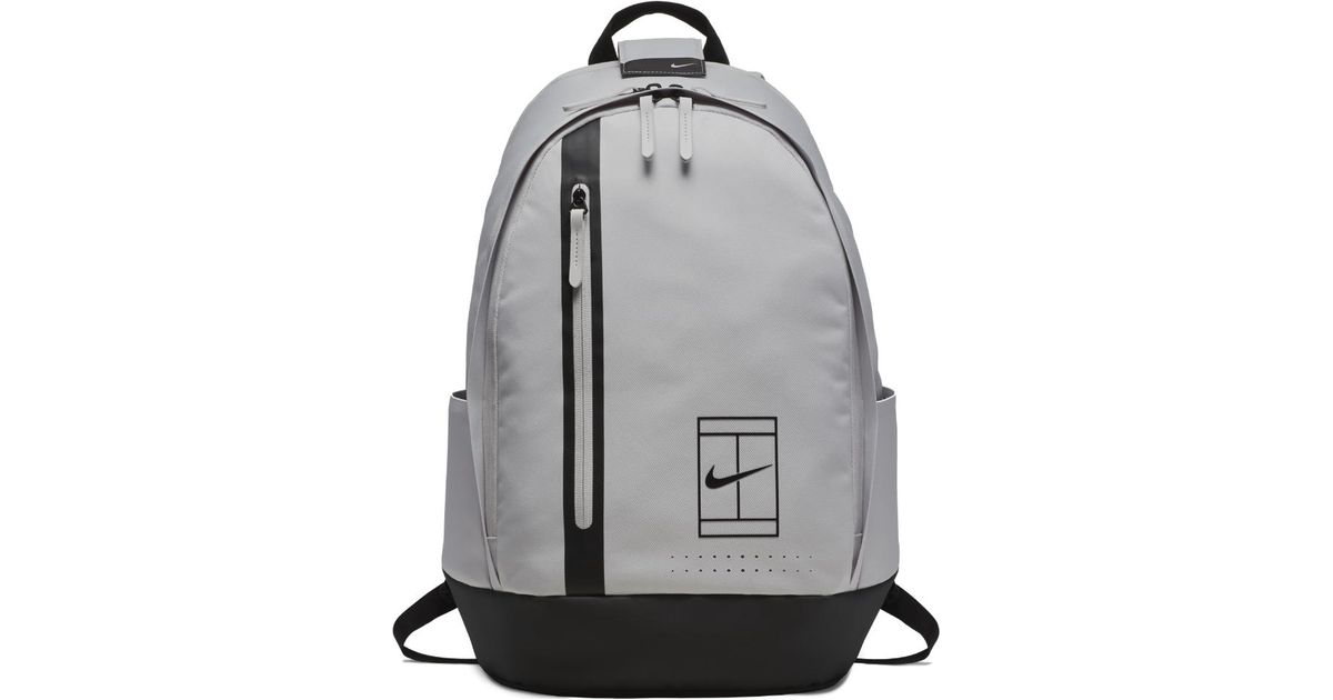 2e444df4ce Lyst - Nike Court Advantage Tennis Backpack (grey) - Clearance Sale in Gray  for Men