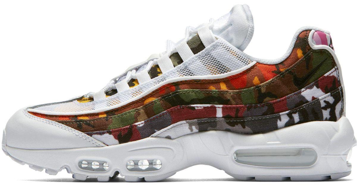 Nike White Air Max 95 Og Mc Sp Shoe for men