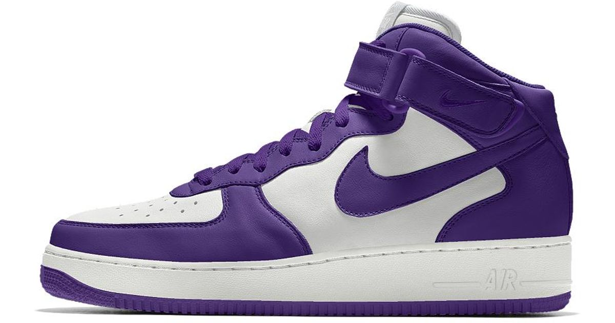 Nike Air Force 1 Mid Id Women's Shoe in