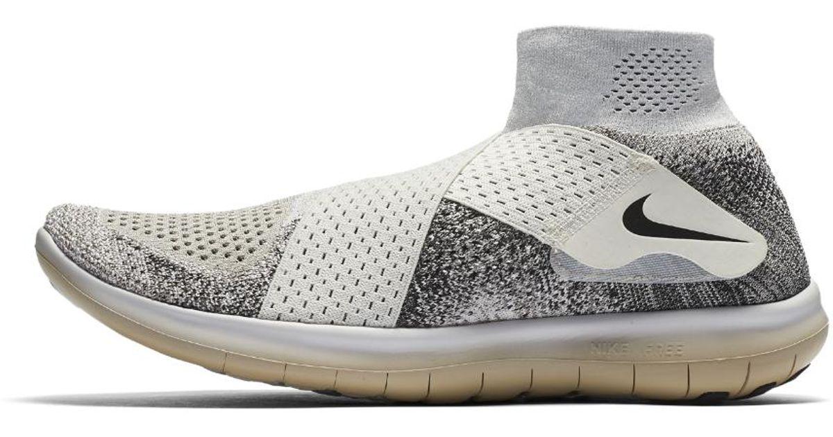 9c2f93d7f7f36 Nike Black Free Rn Motion Flyknit 2017 Men's Running Shoe for men