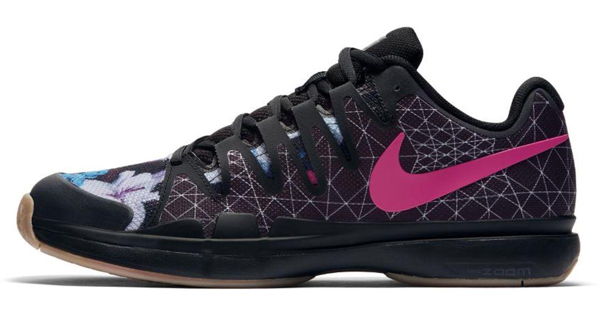 5f3965c9049e Lyst - Nike Court Zoom Vapor 9.5 Tour Premium Men s Tennis Shoe in Black  for Men