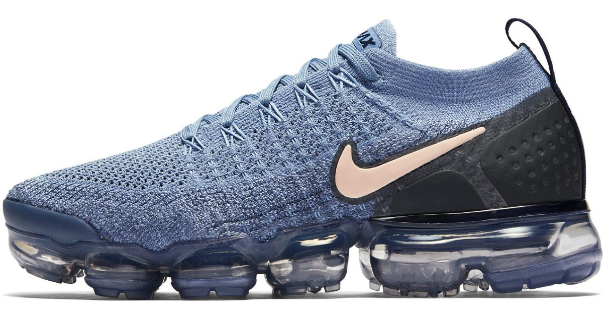 new product 8a131 e8655 Nike Air Vapormax Flyknit 2 Work Blue (w)