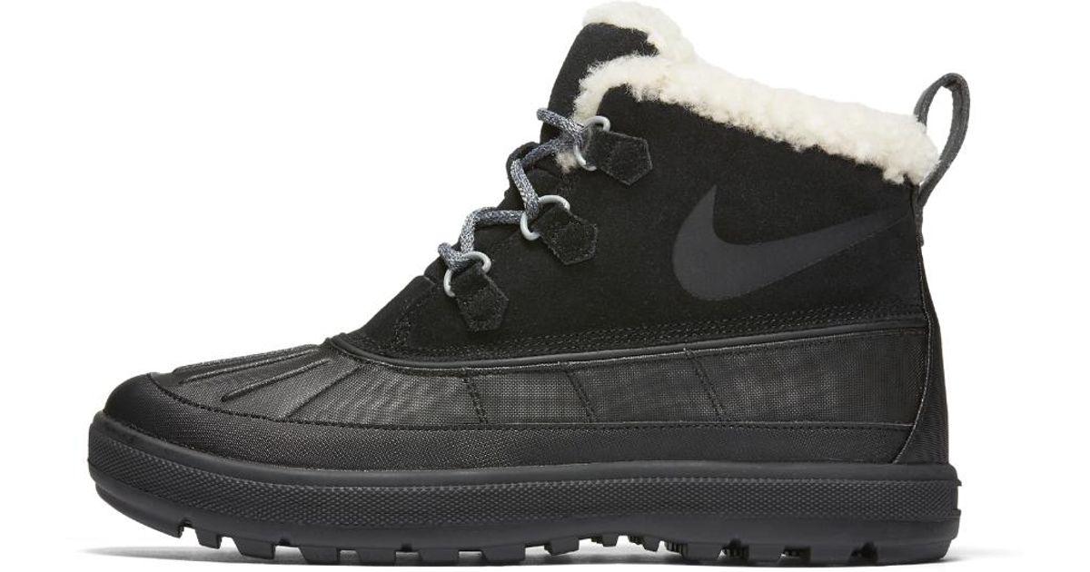 Nike Leather Woodside Chukka 2 Women's