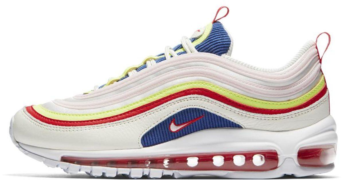 super popular 04fb9 2c9cd Nike Air Max 97 Se Women s Shoe - Lyst