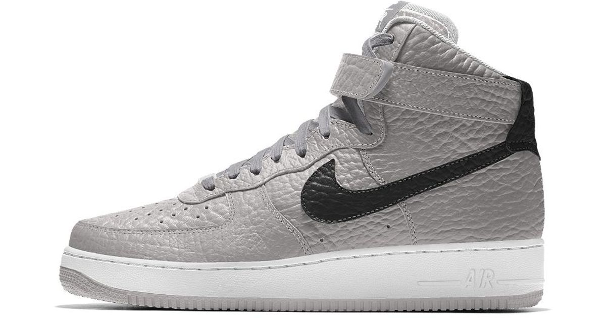 Premium High Men SpursMen's Shoe Antonio Gray Force 1 For Air Nike Idsan nwO0kP