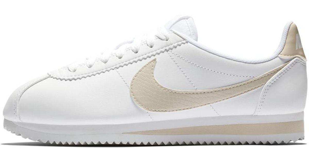 Nike Leather Classic Cortez Women's
