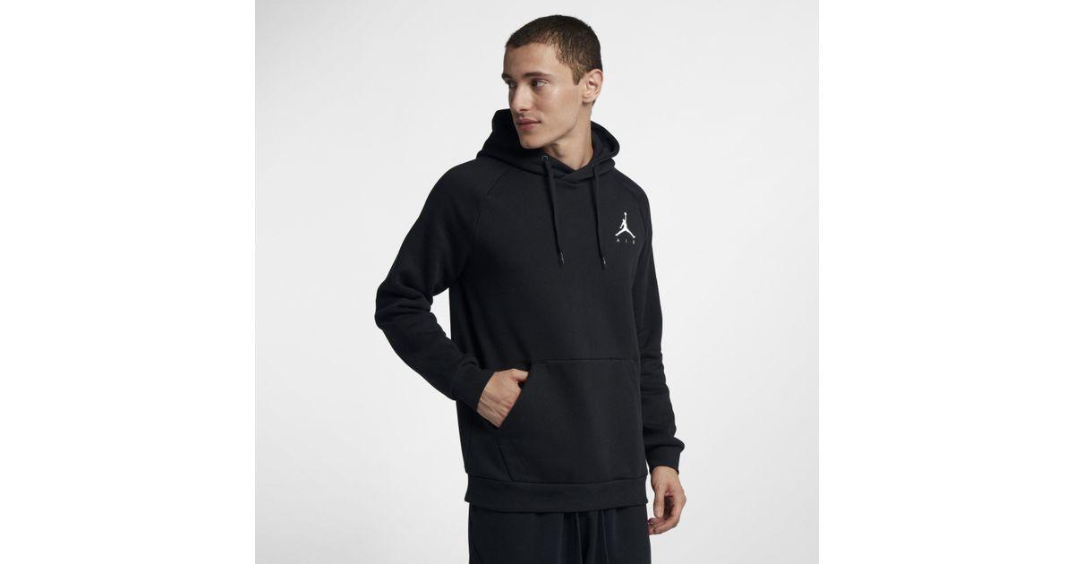 Nike Jumpman Air Fleece Pullover Hoodie