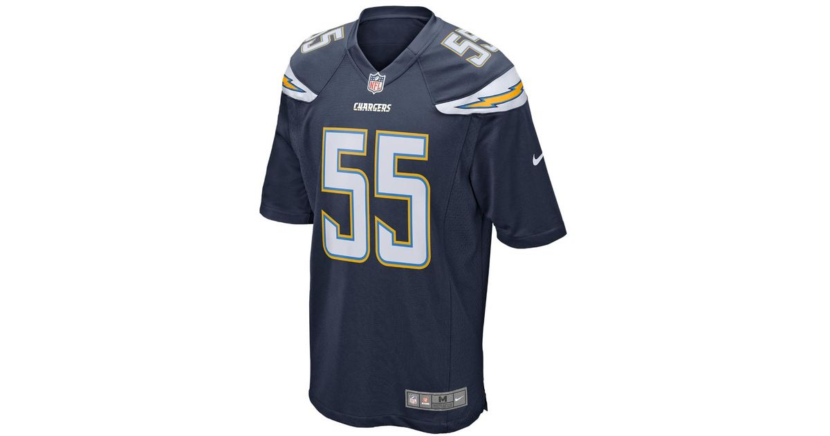 a5790c525 netherlands game junior seau jersey san diego chargers 55 home navy blue  f9172 98ac7