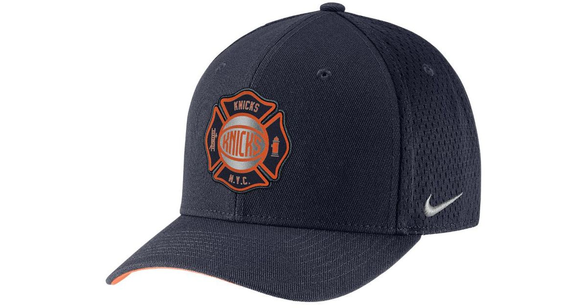 uk availability 361c3 15a87 Nike New York Knicks City Edition Classic99 Nba Hat (blue) - Clearance Sale  for men