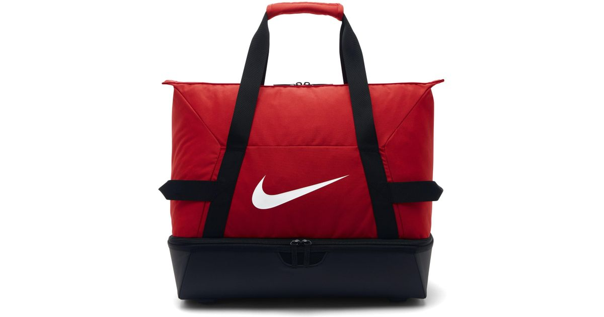 7a9924922e Nike Academy Team Hardcase (medium) Football Duffel Bag in Red - Save 9% -  Lyst