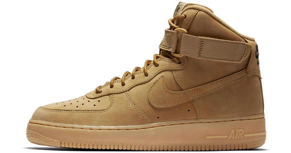 Lyst Nike Air Force 1 High 07 Lv8 Wb Men's Shoe in Brown for Men