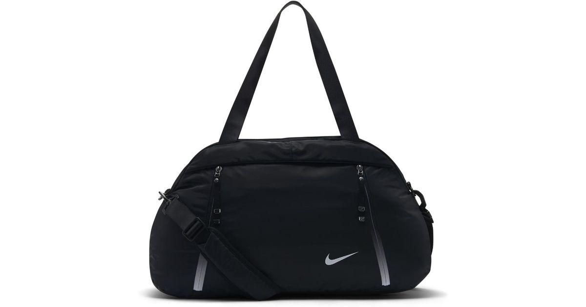 94ee3f151689 Lyst - Nike Auralux Solid Club Training Bag (black) in Black for Men