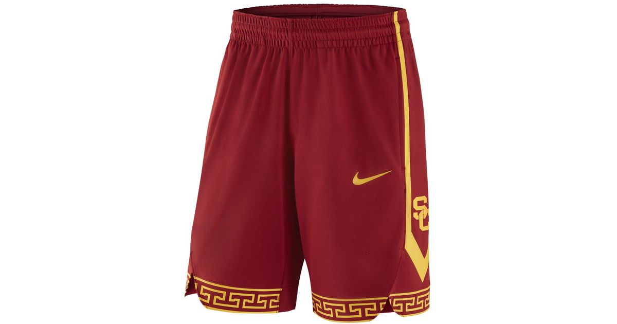 huge discount 5efc5 c24b2 usc basketball shorts