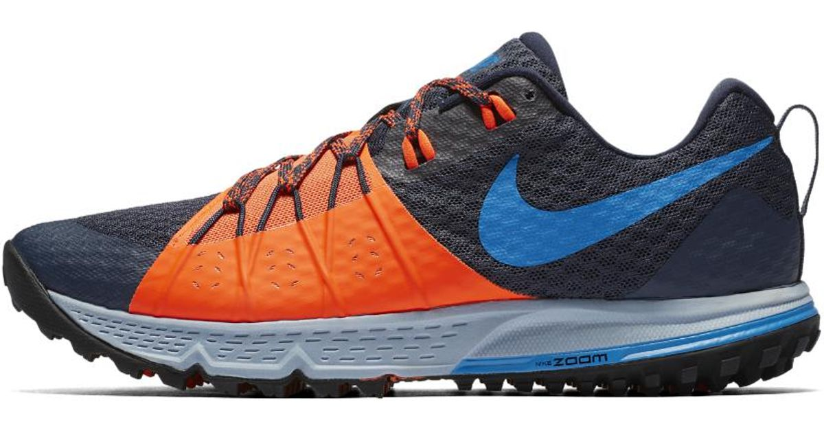 Nike Air Zoom Wildhorse 4 Men's Running