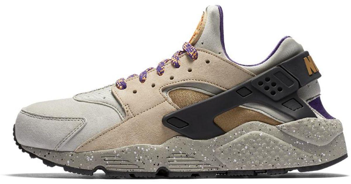 new arrival 17203 4b2fb Nike Multicolor Air Huarache Premium Men's Shoe for men