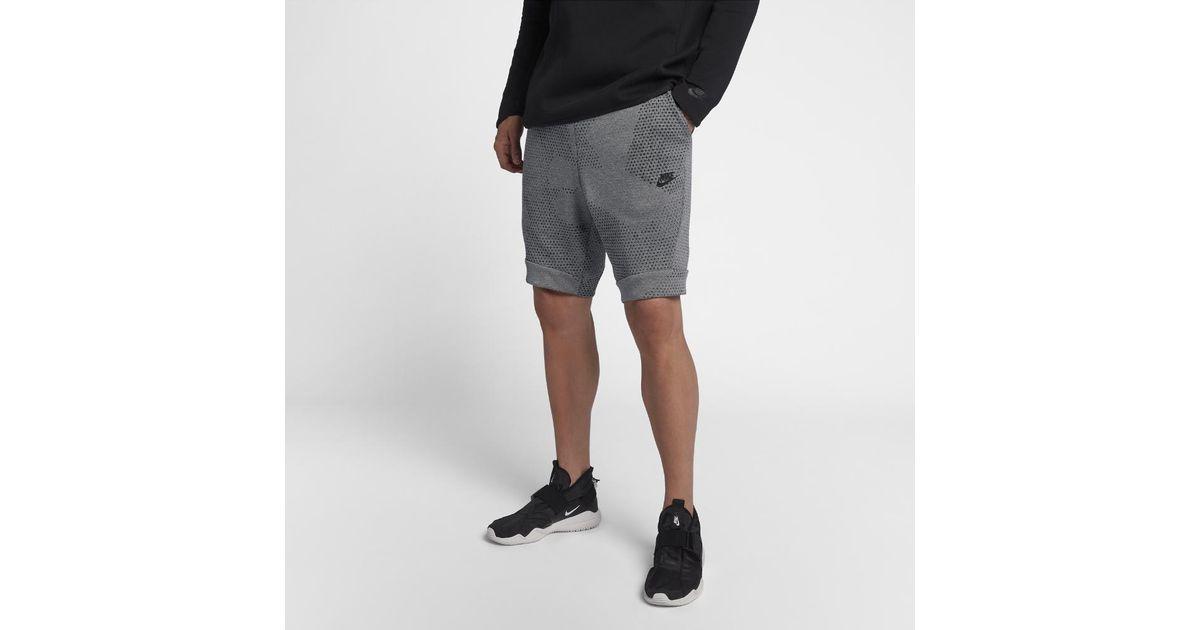 nike fleece mens shorts