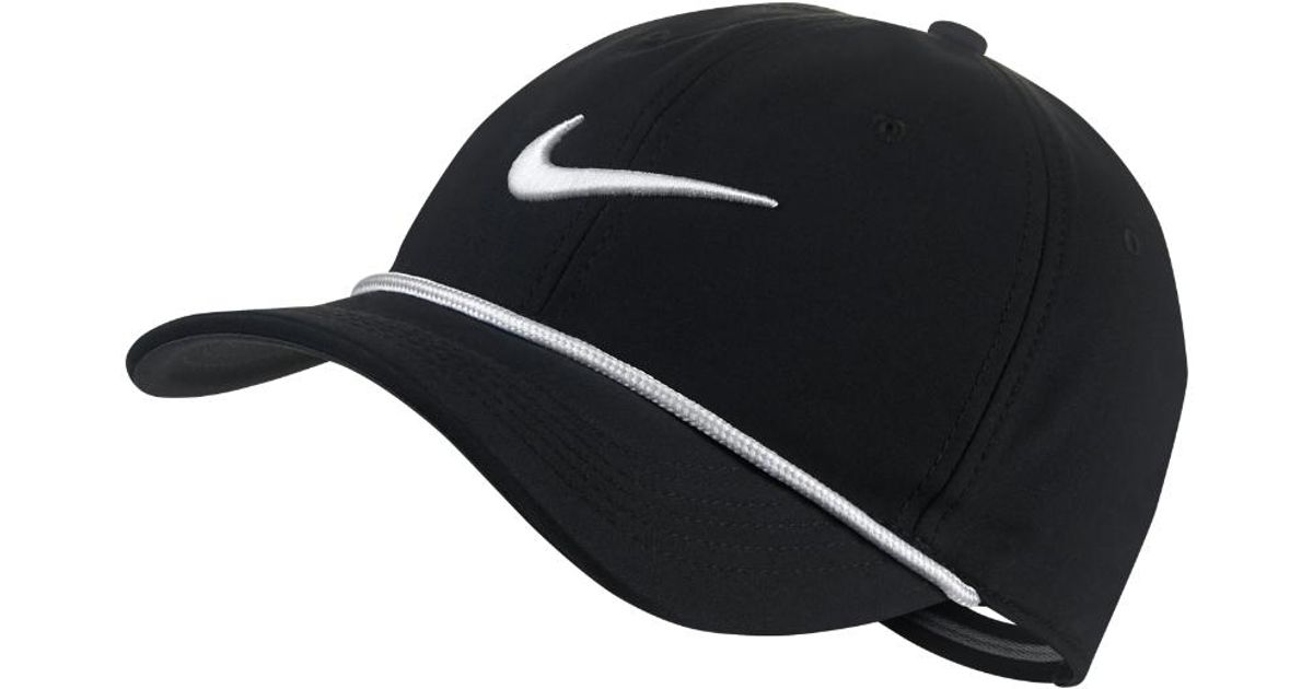 1b1741f7 Lyst - Nike Aerobill Classic99 Golf Hat (black) in Black for Men