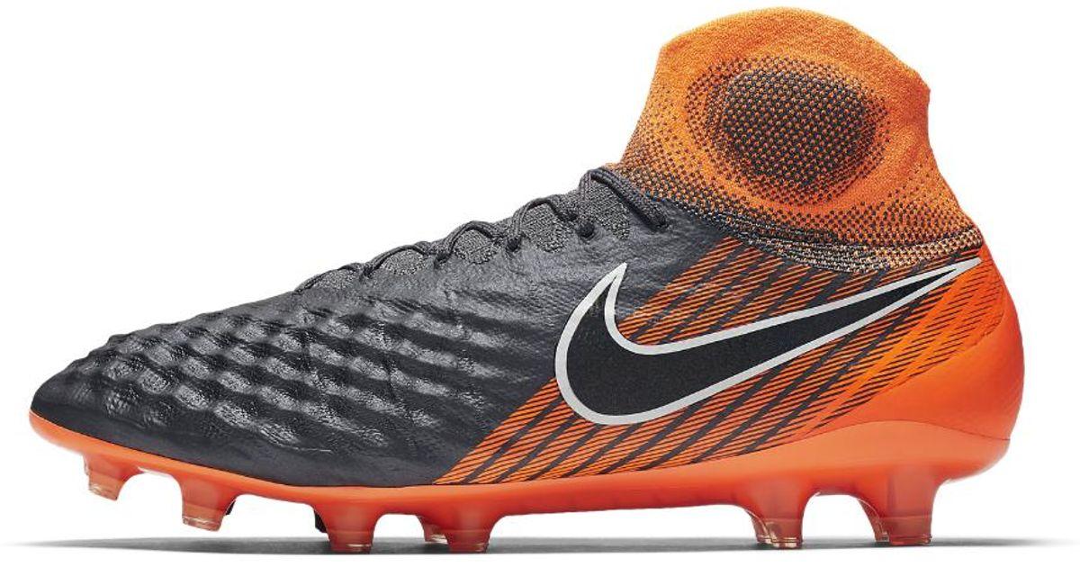 pretty nice 77cb1 ae926 Lyst - Nike Magista Obra Ii Elite Dynamic Fit Fg Firm-ground Soccer Cleats  for Men