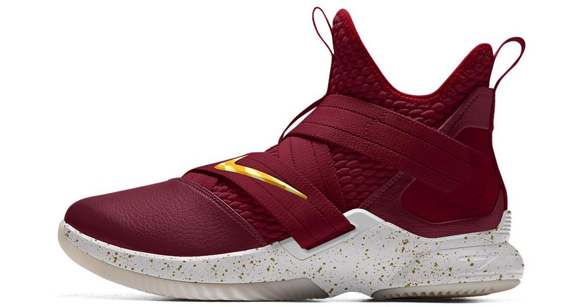 Nike Lebron Soldier Xii Id Men's