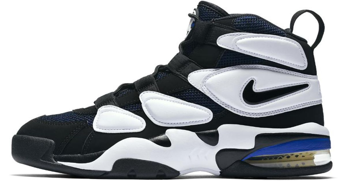 buy popular 224d4 0587b Lyst - Nike Air Max 2 Uptempo 94 Men s Shoe in Blue for Men