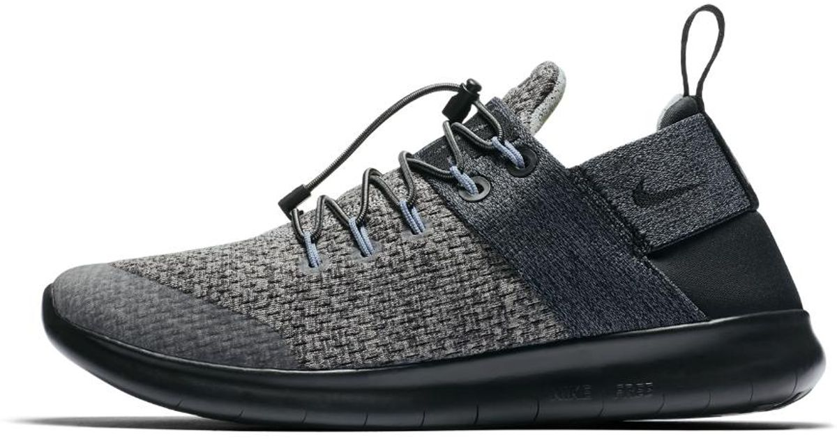 sale retailer 28fd9 c6c2b ... promo code for lyst nike free rn commuter 2017 premium womens running  shoe in black for