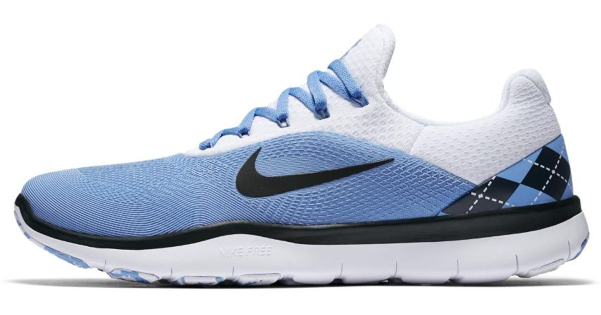 ce41c584889 Lyst - Nike Free Trainer V7 Week Zero (unc) Men s Training Shoe in Blue for  Men