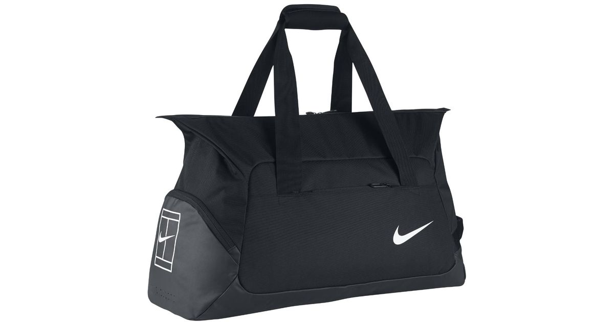 Lyst - Nike Court Tech 2.0 Men s Tennis Duffel Bag (black) in Black for Men bc3baf661f