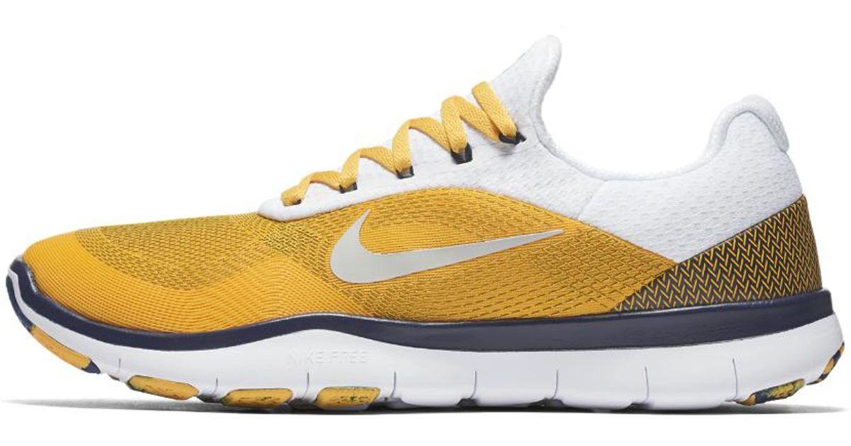 5348e61ff7 Nike Free Trainer V7 Week Zero (west Virginia) Men's Training Shoe for Men  - Lyst