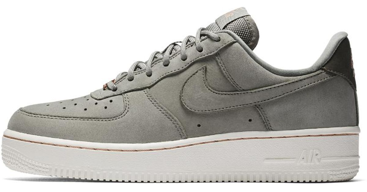 Nike White Air Force 1 07 Pinnacle Women's Shoe