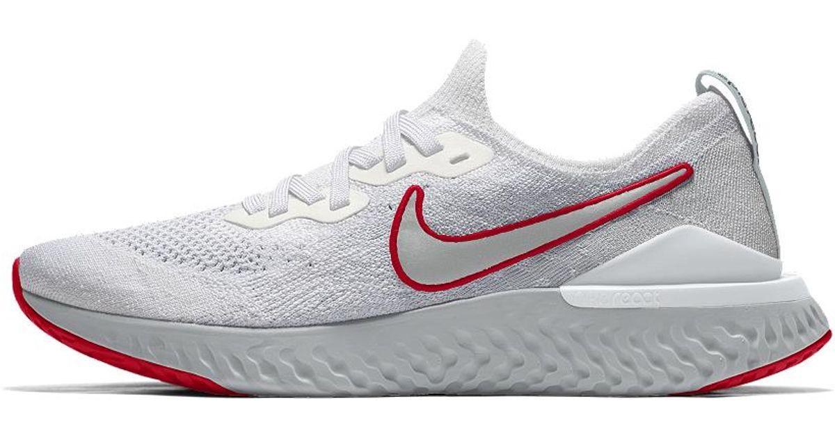 Nike Epic React Flyknit 2 By You Custom