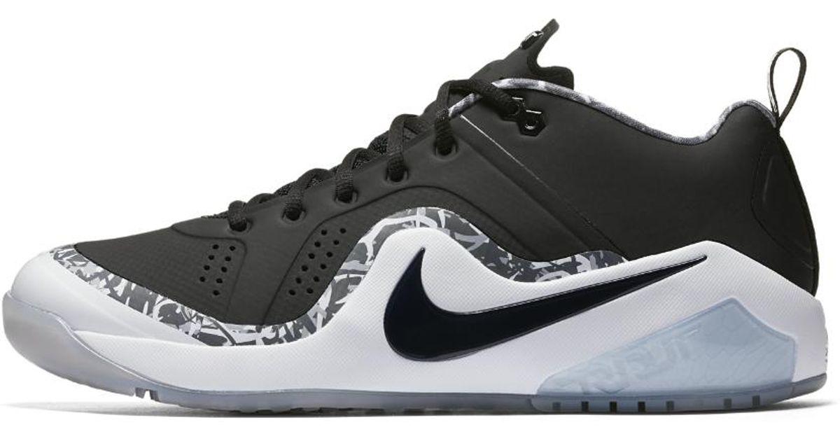 dd317af8cfe3 Lyst - Nike Force Zoom Trout 4 Men s Turf Baseball Shoe in Black for Men