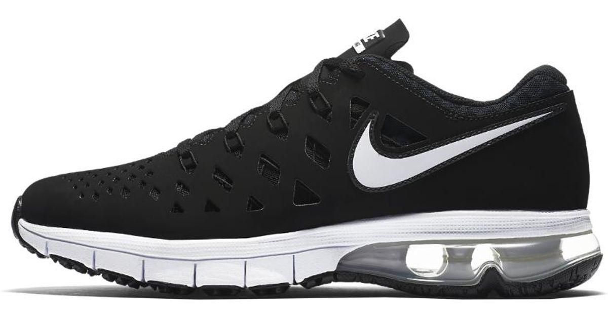 4498ec62f4 Nike Air Trainer 180 Men's Training Shoe in Black for Men - Lyst