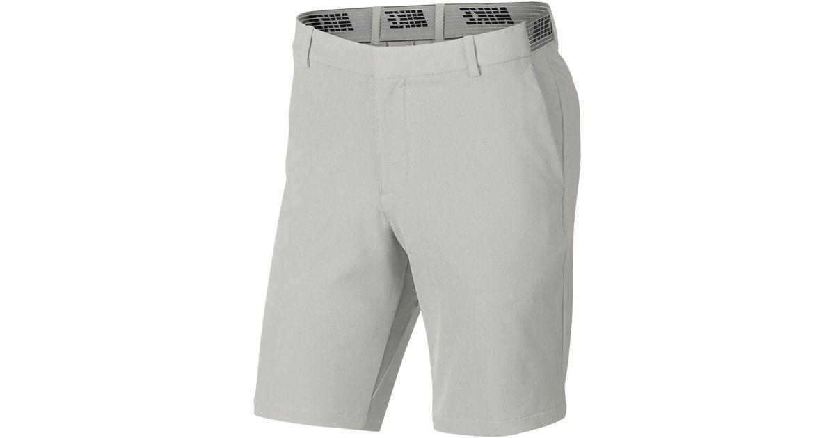 33605043a18c Lyst - Nike Flex Men s Golf Shorts in Gray for Men
