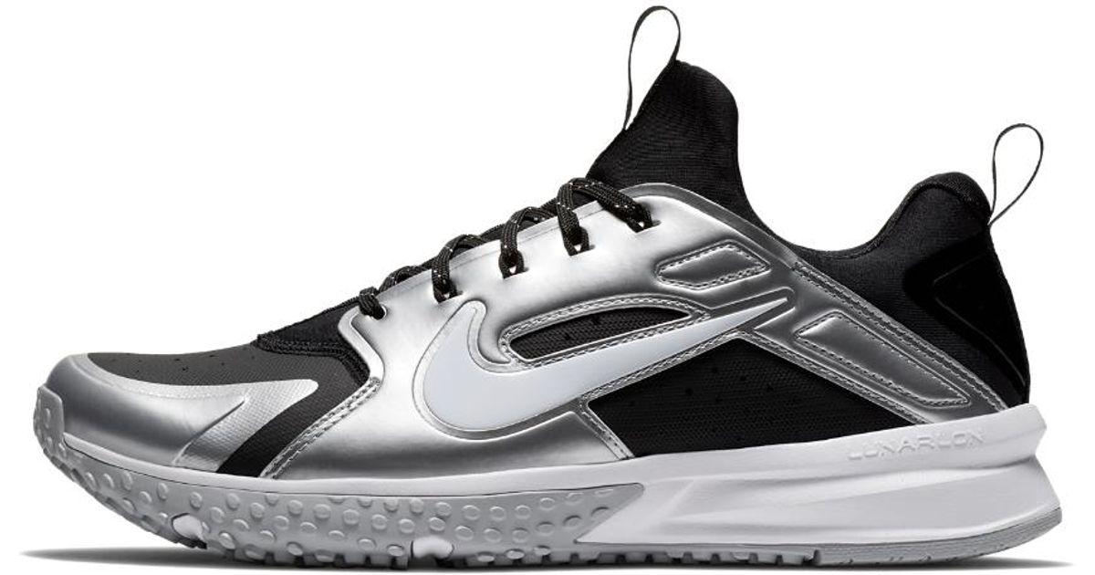 Nike Rubber Alpha Huarache Turf Men's