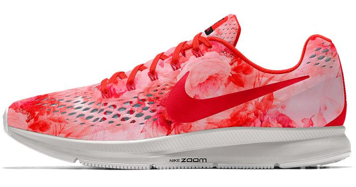more photos 1f47a 4bc61 Nike - Red Air Zoom Pegasus 34 Gpx Id Men's Running Shoe for Men - Lyst