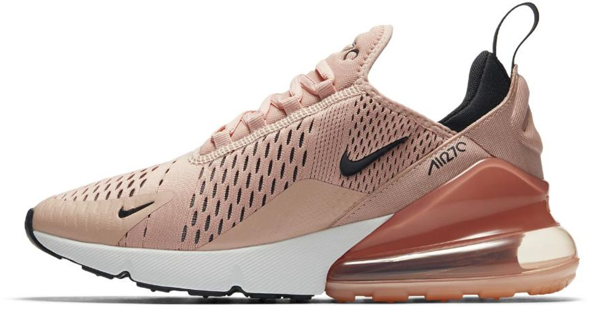 4f39159ce56bd Lyst - Nike Air Max 270 Women s Shoe in Pink nike air max 270 women s shoe