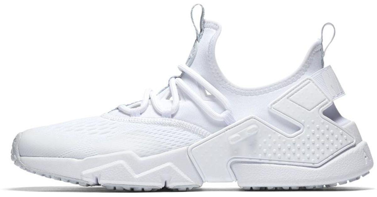 Nike White Air Huarache Drift Breathe Men's Shoe for men