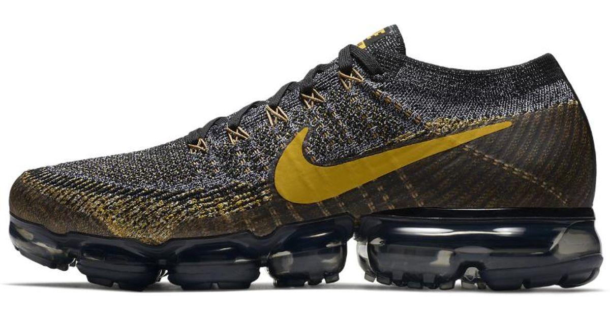 ponadczasowy design najwyższa jakość przed Sprzedaż Nike Black Air Vapormax Flyknit Men's Running Shoe for men