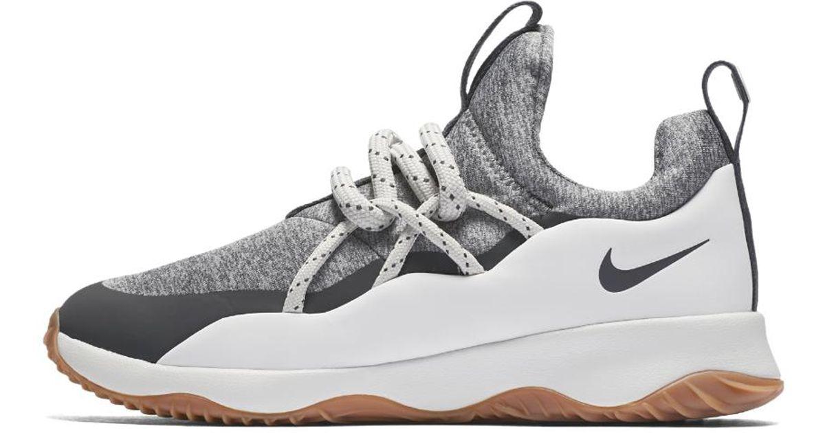 Lyst - Nike City Loop Women s Shoe in White 30b76db6e