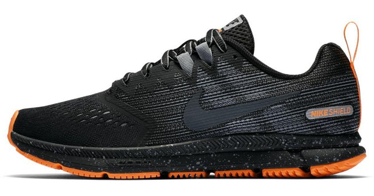 Nike Rubber Air Zoom Span 2 Shield Men