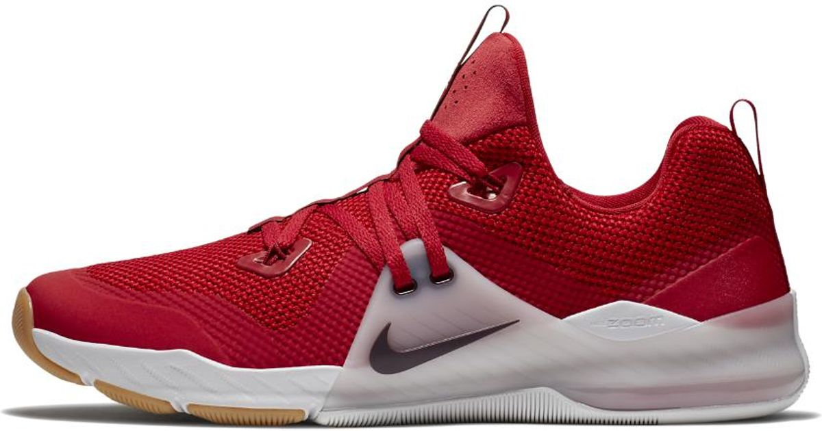 Nike Red Zoom Train Command Men's Training Shoe for men