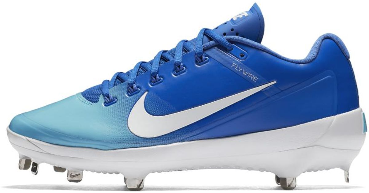 38031a0d5 Nike Alpha Air Clipper  17 Men s Baseball Cleats in Blue for Men - Lyst