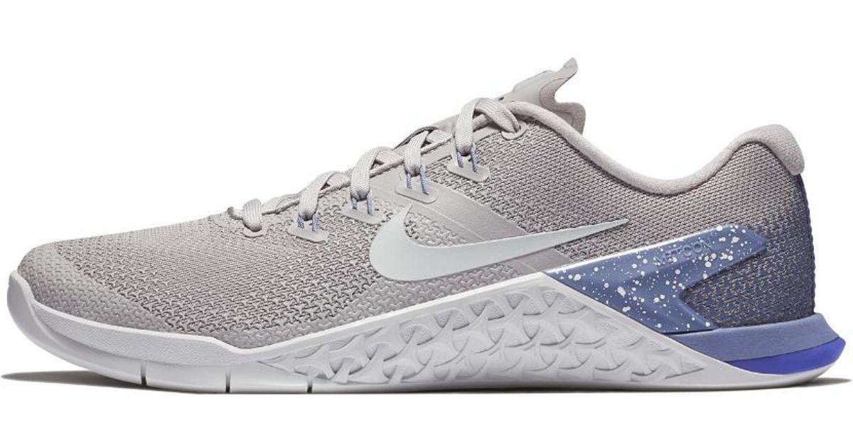 Lyst - Nike Metcon 4 Women s Cross Training 3a421c284