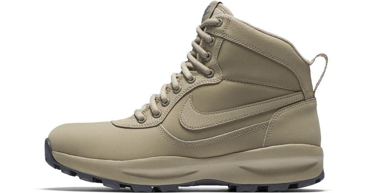 2229b3a0472 Nike Multicolor Manoadome Men's Boot for men