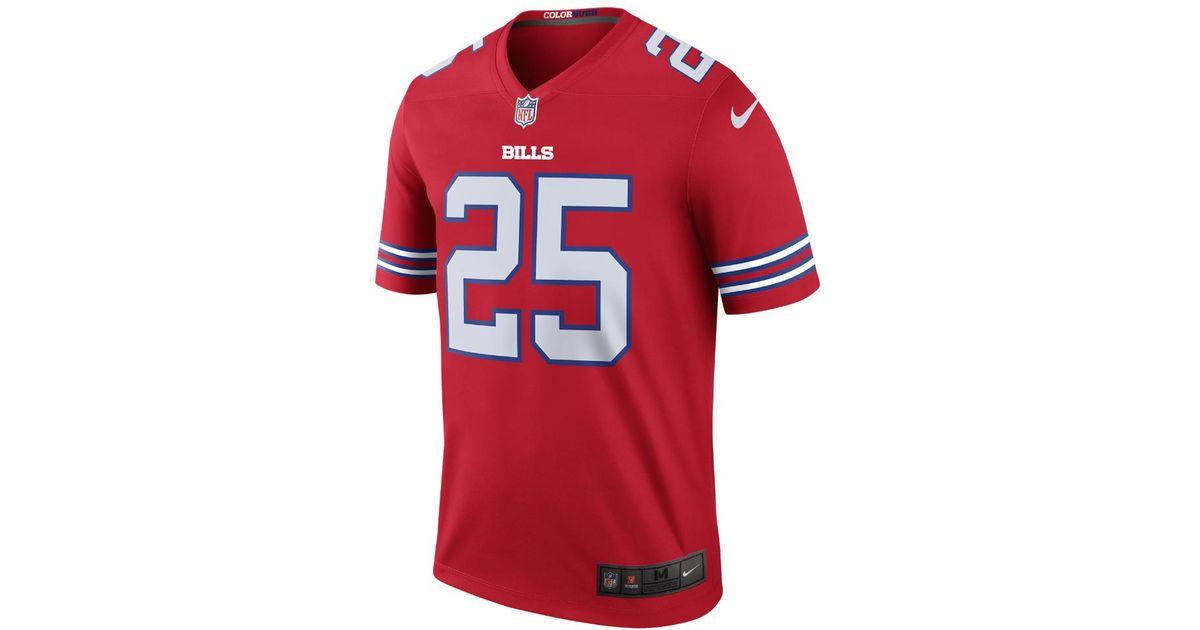 lesean mccoy color rush jersey