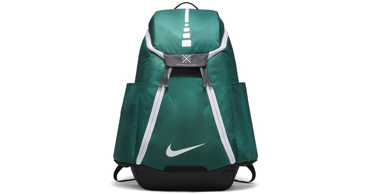 Lyst - Nike Hoops Elite Max Air Team 2.0 Graphic Basketball Backpack (green)  in Green for Men 1af3d05524