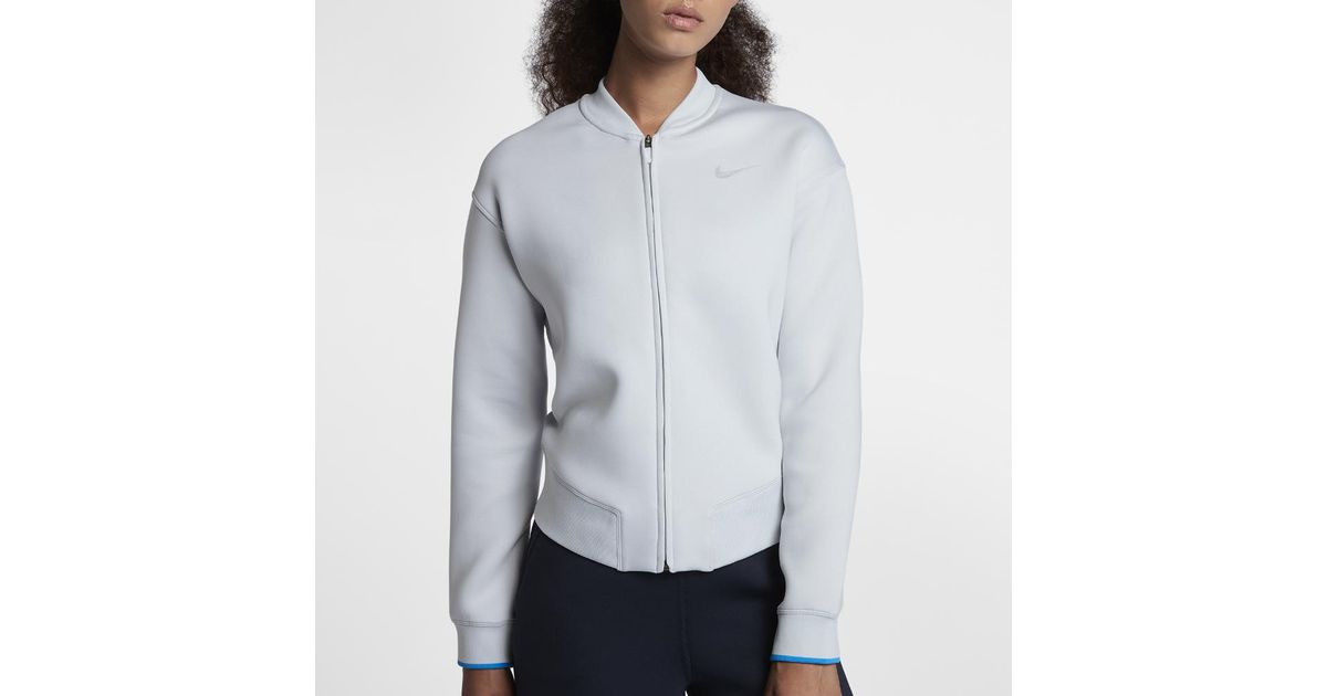 a26823d5e39d Lyst - Nike Therma Sphere Max Women s Training Jacket
